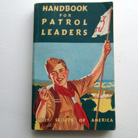 Handbook for Patrol Leaders  Boy Scouts of America by bishopbrand