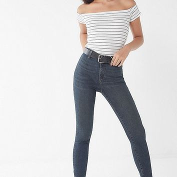 BDG High-Rise Pinup Jean – Heritage   Urban Outfitters