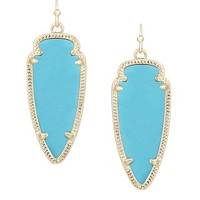 Sky Earrings in Turquoise - Kendra Scott Jewelry