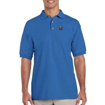 ATAT Imperial Walker Embroidered Polo Shirt