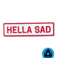 Hella Sad Patch