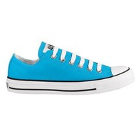 Converse All Star Lo Athletic Shoe, Bright Blue, at Journeys Shoes