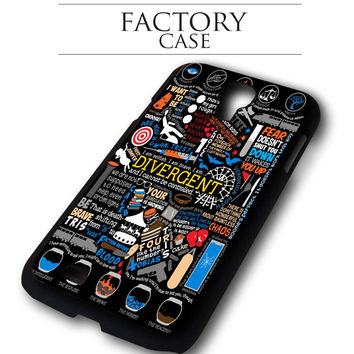 Divergent duntless iPhone for 4 5 5c 6 Plus Case, Samsung Galaxy for S3 S4 S5 Note 3 4 Case, iPod for 4 5 Case