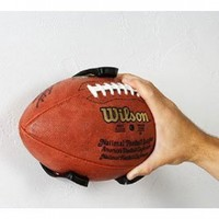 "1 X Football Ball Claw (Black) (6.5H"" x 6.5""W x 5.5""D)"