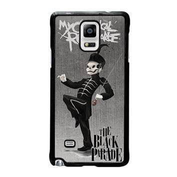 MY CHEMICAL ROMANCE BLACK PARADE Samsung Galaxy Note 4 Case Cover
