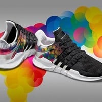Adidas Eqt Support Adv Pride Lgbt Men S And Women S Shoes Casual Sports Shoes