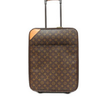 LOUIS VUITTON Monogram Pegas 45 Carrier Bag Traveling Bag M23293 Auth F/S JAPAN