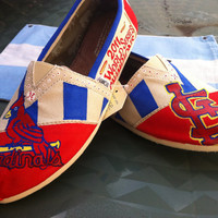 St. Louis Cardinals Baseball TOMS