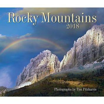 Rocky Mountains Wall Calendar, National Parks by Firefly Books Ltd