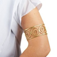 Amazon.com: Grecian Arm Cuff (As Shown;One Size): Electronics