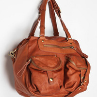 Sabina Two-Pocket Satchel