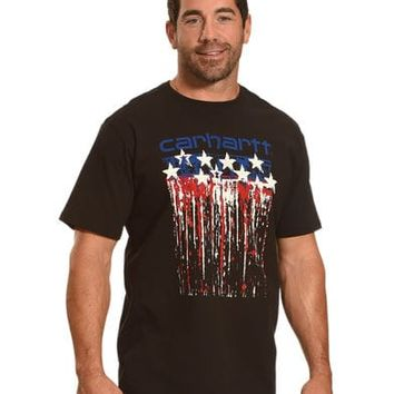 Carhartt Men's Falling Stars Short Sleeve T-Shirt