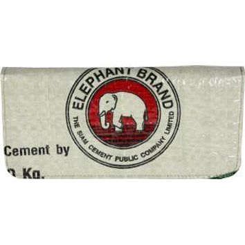 Cement Bag Long Wallet