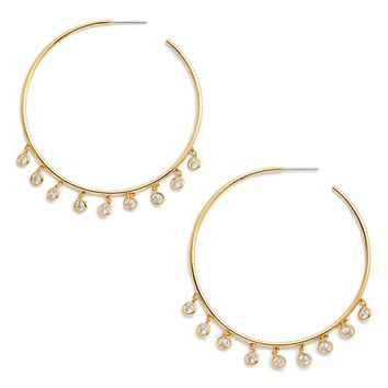 Nadri Shaker Hoop Earrings | Nordstrom