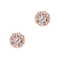 J.Crew Womens Crystal Stud Earrings