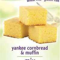 Glutino Gluten Free Pantry Yankee Cornbread Mix, 12-Ounce Boxes (Pack of 6)