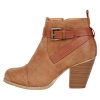 Martine Ankle Bootie