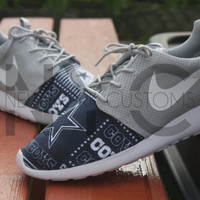 Dallas Cowboys Version 2 Nike Roshe Run