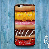 Cute Donut Doughnut Phone Case Funny Food Cover iPod iPhone 4 4s 5 5s 5c 6 Plus