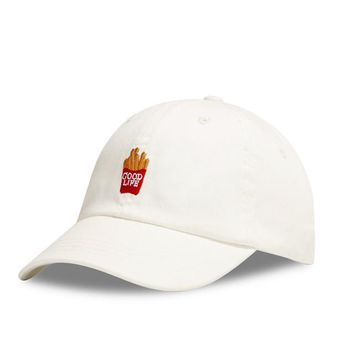 cc qiyif Casual Embroidered Dad Cap