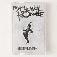 My Chemical Romance - The Black Parade Cassette Tape - Urban Outfitters