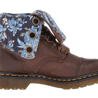 Dr. Martens Aimilie 9-Eye Toe Cap Boot