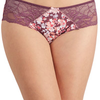 Happily Ever Aster Undies | Mod Retro Vintage Underwear | ModCloth.com