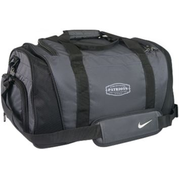 The Ultimate Fan Of The New England Patriots Nike Medium Duffel