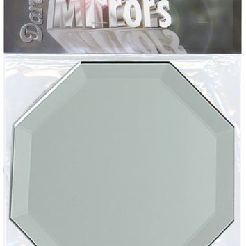 Octagon Glass Mirror with Bevel Edge - 5