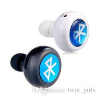 mini stereo bluetooth headphone bluetooth headset Wireless Bluetooth For mobile phone Laptop Table