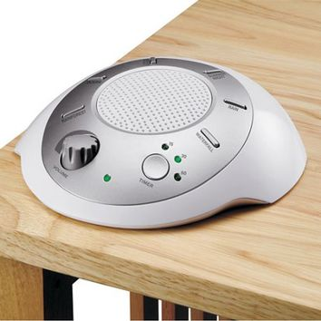 HoMedics SoundSpa Portable Sound Machine - Walmart.com
