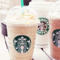 Starbucks Coffee. | via Tumblr