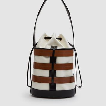 TRADEMARK / Hesse Bucket Bag