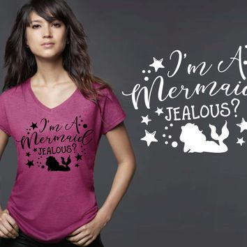 I'm a Mermaid T-shirt