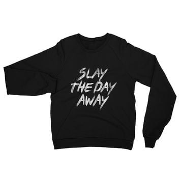 Slay the Day Away Sweater