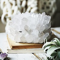 Kathryn McCoy Womens Quartz Crystal Jewelry Box