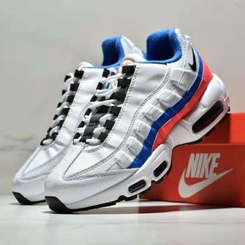 NIKE AIR MAX 95 air cushion shock absorber sports casual men and women running shoes #1