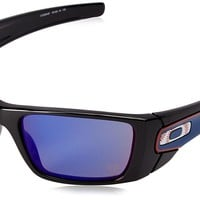 Oakley Men's Fuel Cell Rectangular Sunglasses