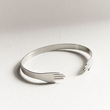 ONETOW KOPI Hand Cuff Bracelet   Urban Outfitters