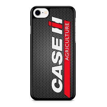 Case Ih Agriculture Carbon Plate iPhone 8 Case