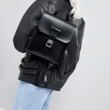 Dr Martens Mini Leather Backpack at asos.com