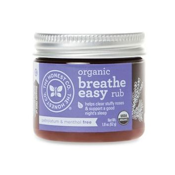 Honest 1.2 oz. Organic Breathe Easy Rub