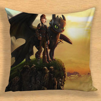 Pillow Case / Pillow Cover / Cushion Case / Cushion Cover / How To Train Your Dragon 2