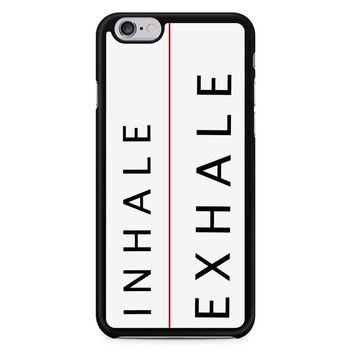 Inhale Exhale iPhone 6/6S Case