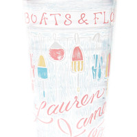 Lauren James: Boats & Floats Tumbler