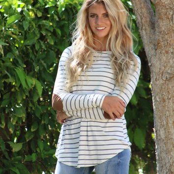 The Kelly Long Sleeve Top