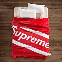 Supreme Blanket Spring / Autumn Fashion Blanket 150*200cm