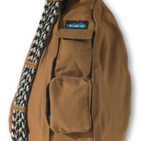 KAVU Rope Bag,Caramel,One Size