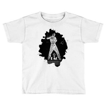 tupac shakur (1) Toddler T-shirt