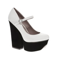 Shellys London Kocek Platform Mary Jane Shoes